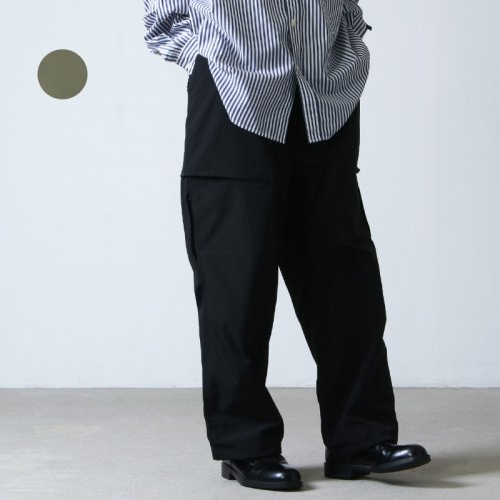 DAIWA PIER39 (ダイワピア39) TECH SPY FATIGUE PANTS RIP-STOP / テックSPYファティーグパンツ