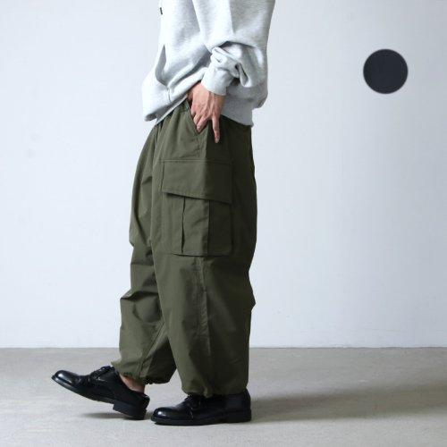 DAIWA PIER39 (ダイワピア39) TECH WIDE 6P PANTS RIP-STOP / テックワイド6Pパンツ