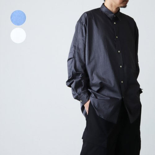 DAIWA PIER39 (ダイワピア39) TECH REGULAR COLLAR SHIRTS / テックレギュラーカラーシャツ