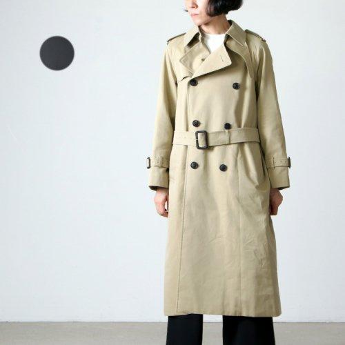 beautiful people (ビューティフルピープル) ultimate pima THE / a trench coat / アルティメットピマトレンチコート