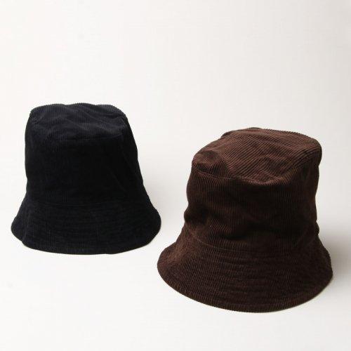 ENGINEERED GARMENTS (エンジニアードガーメンツ) Bucket Hat -Cotton 8W Corduroy / バケットハット