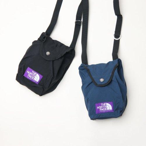 THE NORTH FACE PURPLE LABEL (ザ ノースフェイス パープルレーベル) CORDURA Ripstop Shoulder Bag / コーデュラリップストップショルダーバッグ