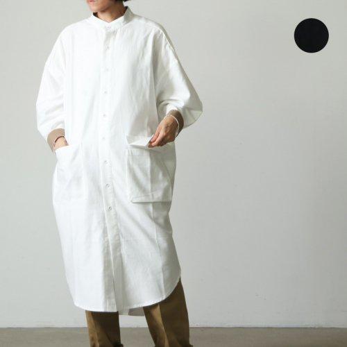 sneeuw (スニュウ) ロングシャツ