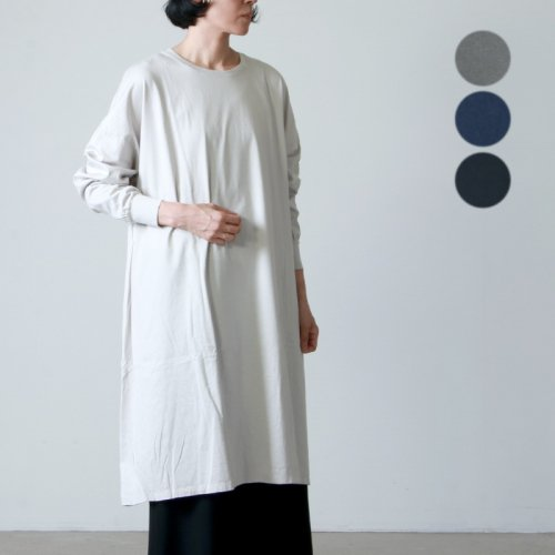 Commencement (コメンスメント) L/S onepiece / ロングスリーブワンピース