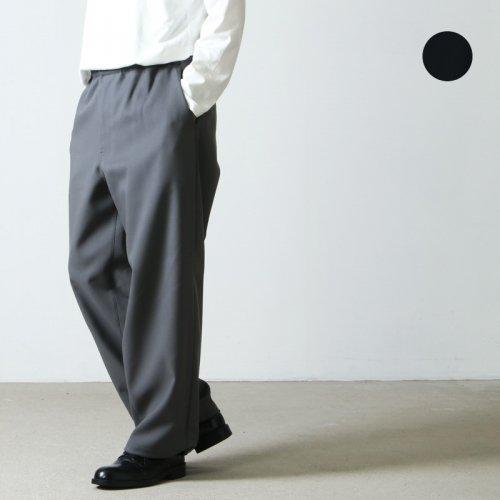 Graphpaper (グラフペーパー) Stretch Kersey Track Pants / ストレッチカルゼトラックパンツ