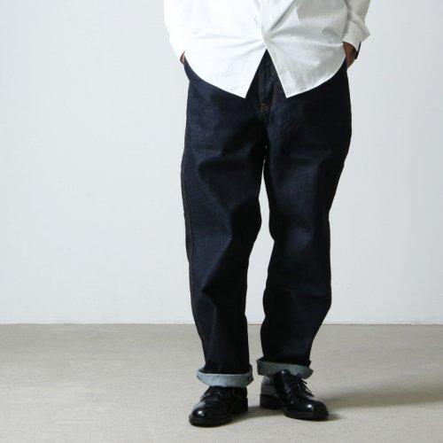 SEDAN ALL-PURPOSE (セダンオールパーパス) Baggie Denim Easy Trousers / バギーデニムイージートラウザース
