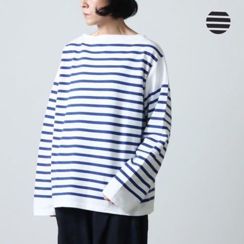 LENO (リノ) BASQUE SHIRT / バスクシャツ