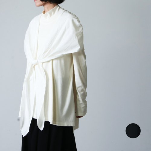 Nomat (ノマット) スカーフLong Tシャツ