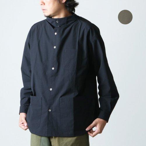 nisica (ニシカ) ルーズフィットガンジージャケット