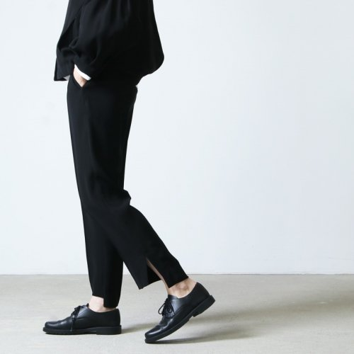 whyto (ホワイト) Hem Design Trouser / ヘムデザイントラウザー