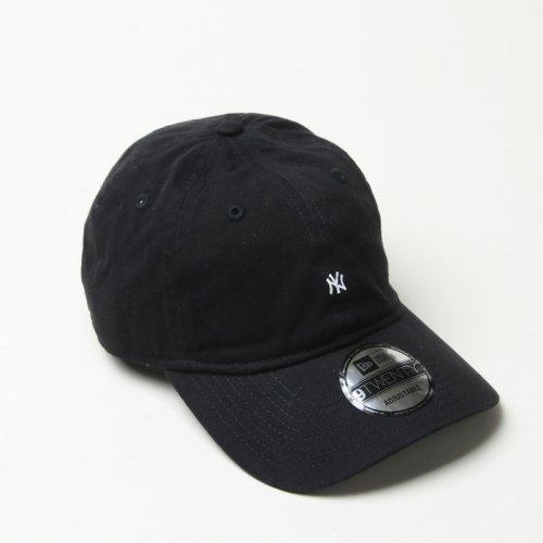 NEW ERA (ニューエラ) 920 NEYYAN MICRO BLK SWHI / 920 ニューヨーク・ヤンキース マイクロロゴ ブラック
