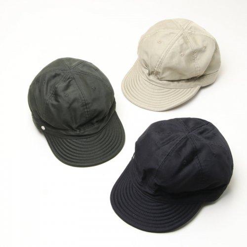 DECHO (デコー) KOME CAP MOLESKIN / コメキャップ モールスキン