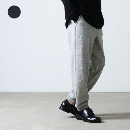 Jackman (ジャックマン) GG Sweat Rib Pants / GGスウェットリブパンツ