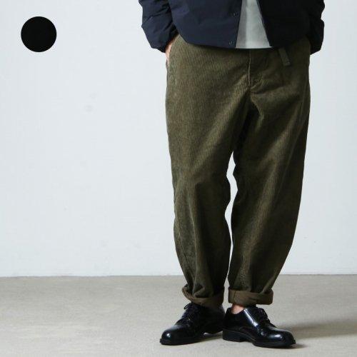 THE NORTH FACE PURPLE LABEL (ザ ノースフェイス パープルレーベル) Corduroy Wide Tapered Pants
