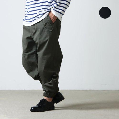 ENGINEERED GARMENTS (エンジニアードガーメンツ) IAC Pant -Cotton Double Cloth