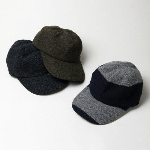 Nine Tailor (ナインテイラー) Knotweed Cap / ナツイードキャップ