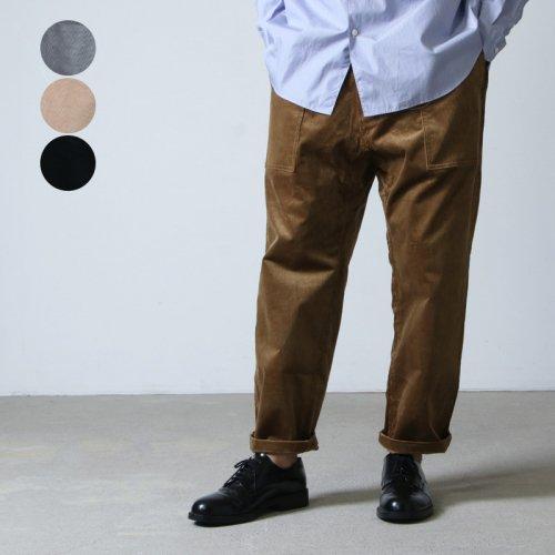 GRAMICCI (グラミチ) CORDUROY LOOSE TAPERED PANTS / コーデュロイルーズテーパードパンツ