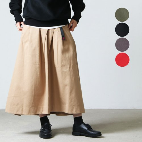 GRAMICCI (グラミチ) TALECUT SKIRT / テールカット スカート