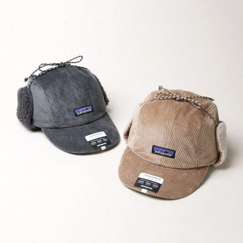 PATAGONIA (パタゴニア) Corduroy Ear Flap Cap / コーデュロイイヤーフラップキャップ