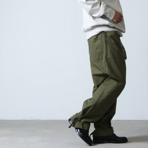 A VONTADE (ア ボンタージ) Jeep Driver Trousers Modify / ジープドライバートラウザース