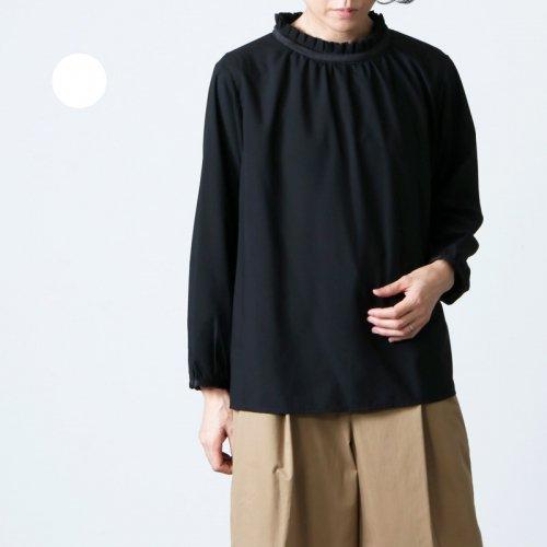 whyto (ホワイト) Frill collar blouse / フリルカラーブラウス