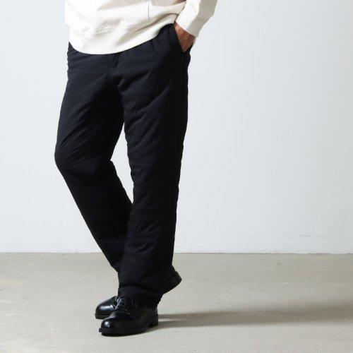 snow peak (スノーピーク) Flexible Insulated Pants / フレキシブルインサレーテッドパンツ