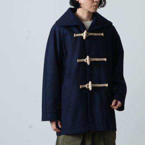 LOLO (ロロ) ダッフルオーバーサイズ ハーフコート size:S