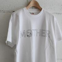 EEL MOTHER TEE col:11ホワイト、15杢グレー、23サックス、27ネイビー