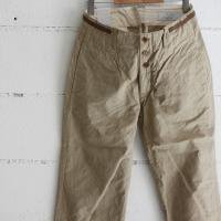 Ordinary Fits DETAIL CHINO col:BEIGE