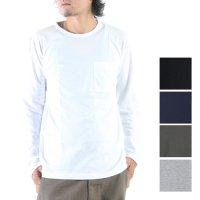 pyjama clothing (ピジャマクロージング) L/S CrewNeck / ロングスリーブクルーネック