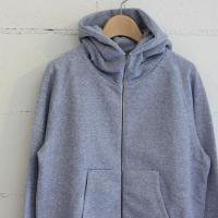 CURLY NEP ZIP PARKA col:BLUE