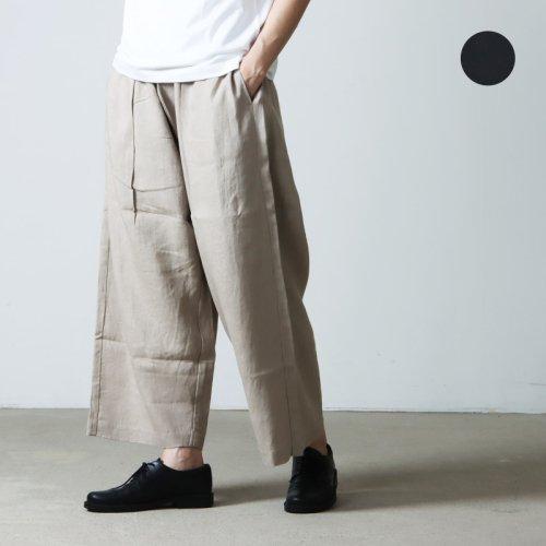 【30% OFF】 mizuiro ind (ミズイロインド) 4/5レングスデニム