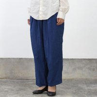 ironari (イロナリ) TRUMPET PANTS(トランペットパンツ) col:25.ブルー