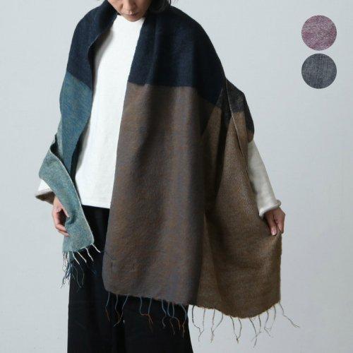 KHATA (カタ) Stripe / 大判ストール ストライプ