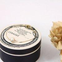 CERASUS (ケラスス) Cotton pearlブレスレット