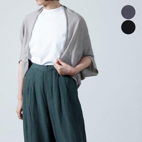 evameva (エヴァムエヴァ) high twist cotton shortsocks