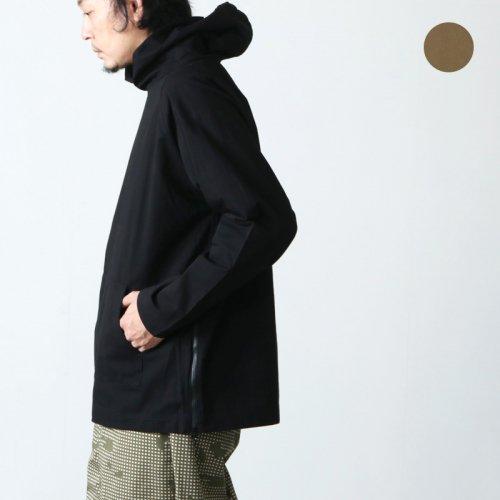 nisica (ニシカ) 別注ウールリネンガンジーシャツ