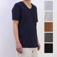 pyjama clothing (ピジャマクロージング) Men's S/S U NECK TEE