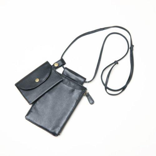 SEASIDE FREERIDE (シーサイドフリーライド) スモールドットモチーフスカート