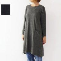evameva (エヴァムエヴァ) soft cotton tunic