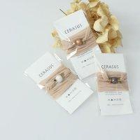 CERASUS (ケラスス) D'argile Pearl ネックレス&ブレスレット