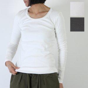 yohaku (ヨハク) 5stich l/s tee / 5ステッチロングスリーブTシャツ