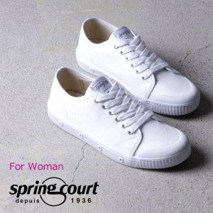 spring court (スプリングコート) G2 Classic Canvas スニーカー Women