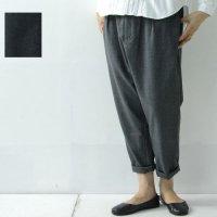 evameva (エヴァムエヴァ) wool sarrouel pants