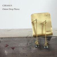 CERASUS (ケラスス) Onion Drop ピアス
