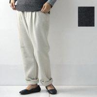 evameva (エヴァムエヴァ) wool cigarette pants