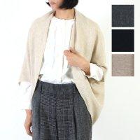 evameva (エヴァムエヴァ) wool cashmere bolero / ウールカシミアボレロ
