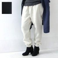 evameva (エヴァムエヴァ) linen easy pants