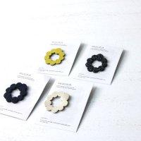 ANVOCOEUR (アンヴォクール) Broach Wreath(ブローチ)
