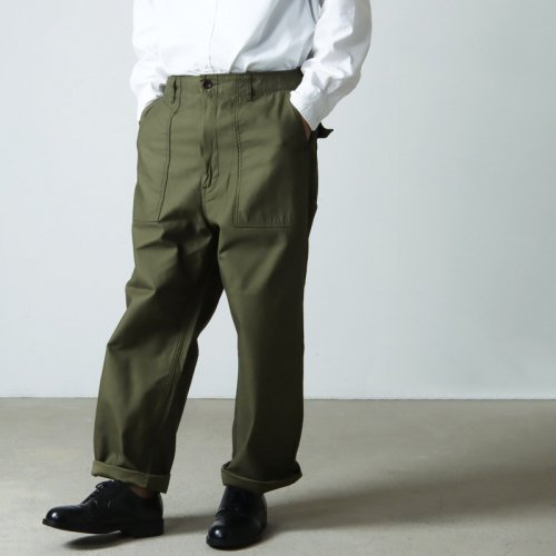 Ordinary Fits (オーディナリーフィッツ) BAKER PANTS